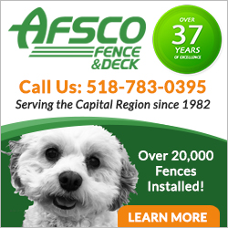 AFSCO fence and deck